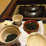 お茶の淹れ方(第2回 水とお湯)